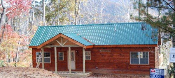 Modular Log Cabin Sales NC