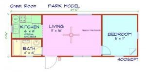 Park Model Log Cabins NC