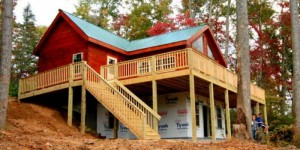 Modular Log Cabin Homes in North Carolina