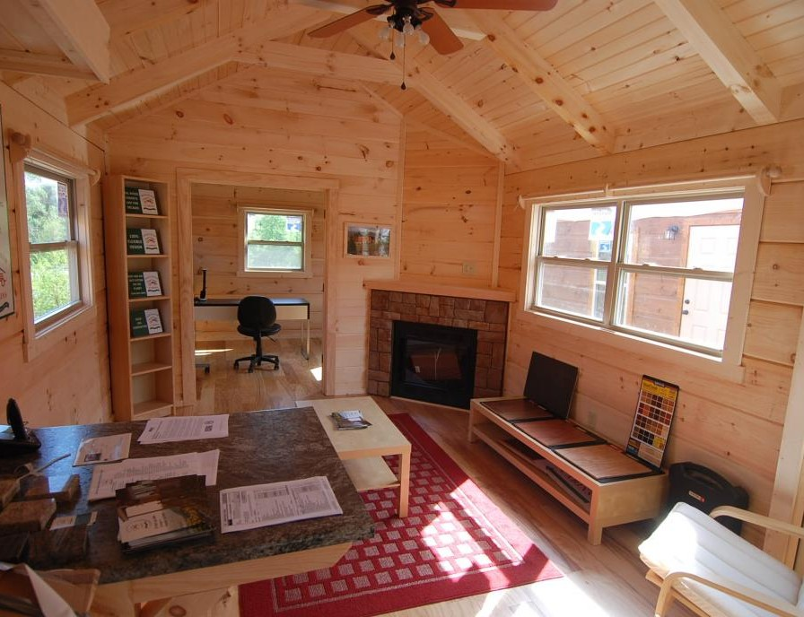 Modular Log Cabins For Sale In Nc 1 Br 1 Ba Modular Log