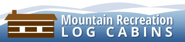 Mountain Recreation Log Cabins in North Carolina Logo
