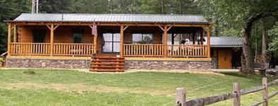 Modular Log Cabin NC