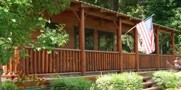 RV Park Cabins for campgrounds or a secluded mountain getaway...