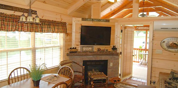 Custom Modular Log Cabins