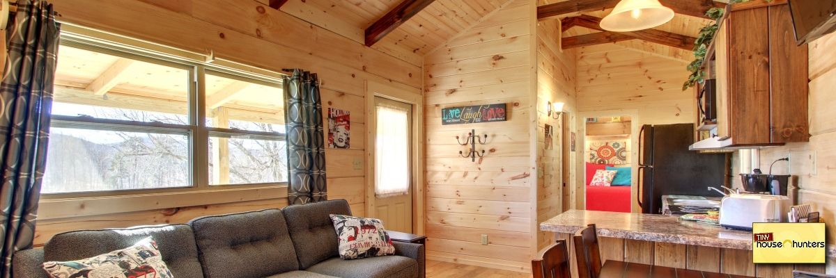 Modular Log Cabins - Tiny House Hunters