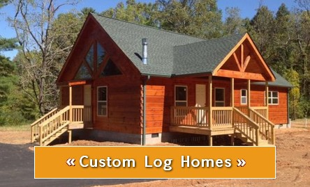 Modular Log Cabins & Modular Log Homes | Mountain Recreation Log ...