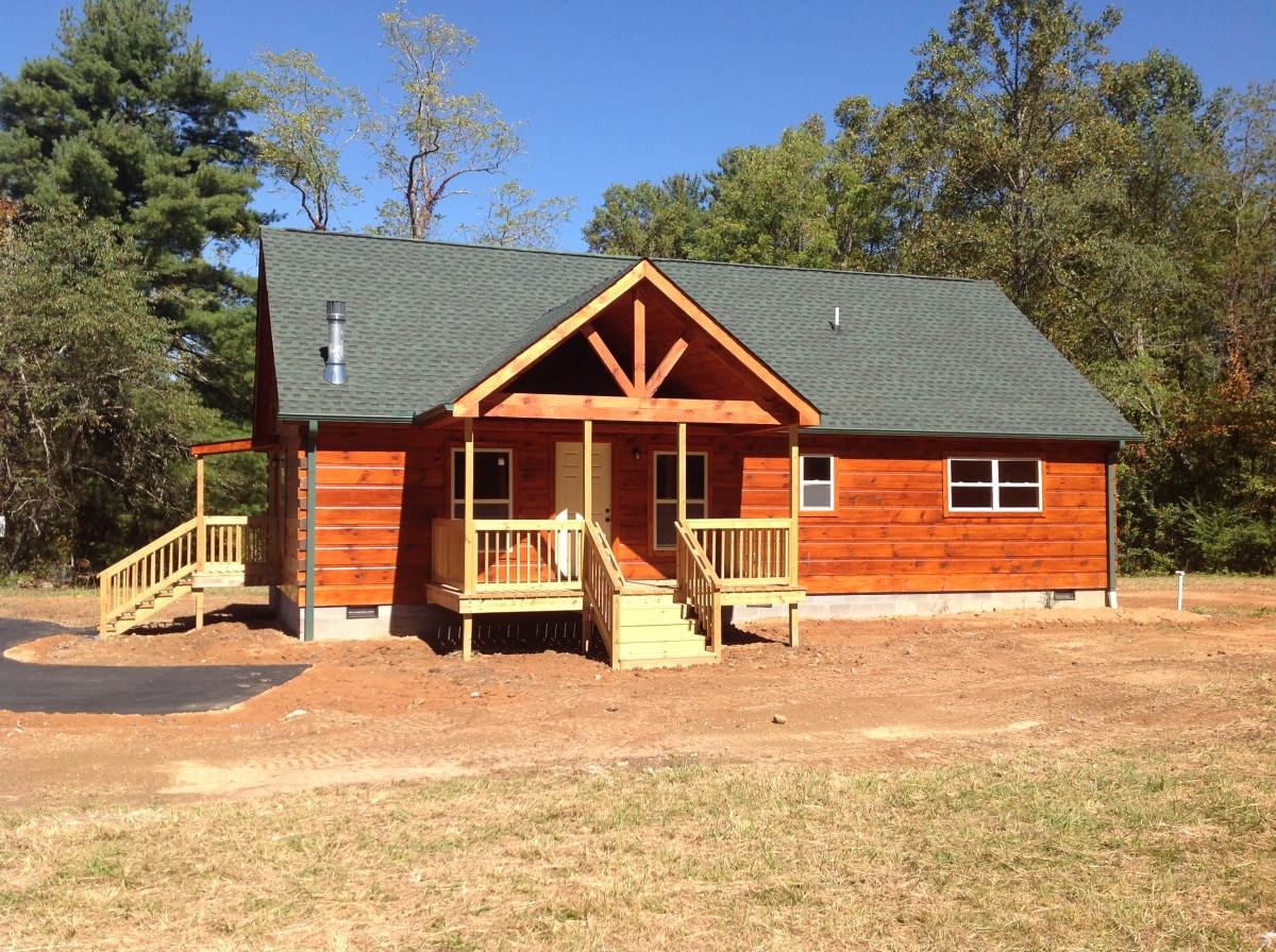 40 X 24 Timber Cruiser Modular Log Cabin on 24 X 40 House Floor Plans