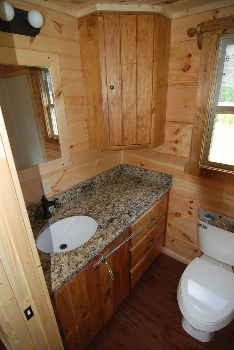 44  x 12  top line park model log cabin  best log cabins bedroom designs log cabin bedrooms with bathroom for sale
