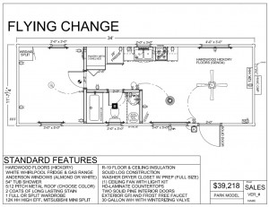 FLYING CHANGE FLOORPLAN