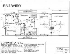 RIVERVIEW FLOORPLAN